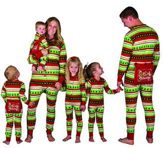 Baonmy Onesie Family Matching Christmas Pajama Set