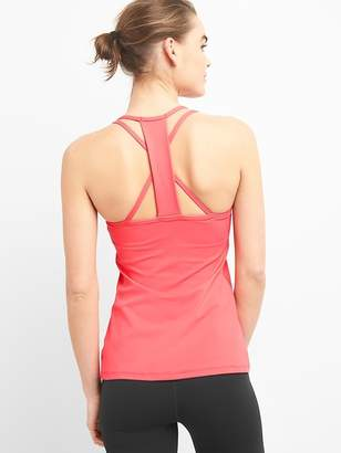 Gap GapFit Medium Impact Strappy Shelf Tank