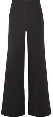 Theory Terena Crepe Wide-Leg Pants