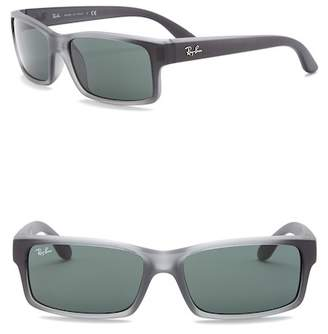 Ray-Ban Men's Rectangle 59mm Sunglasses