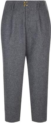 Kolor Wool-Cashmere Trousers