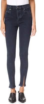 Levi's Spliced Sliver High Skinny Jeans