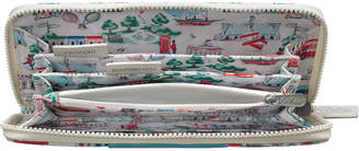 Cath Kidston Small London Map Travel Continental Wallet London