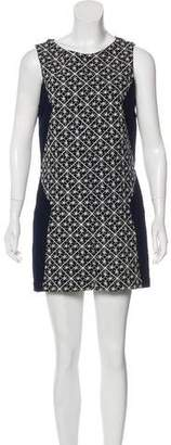 Rag & Bone Embroidered Mini Dress