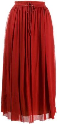 Forte Forte drawstring skirt