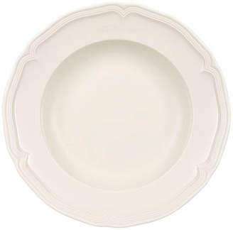 Villeroy & Boch Manoir Porcelain Soup Bowl