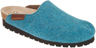 Mephisto Wool Clogs - Thea