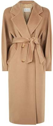 Max Mara Wool-Cashmere Coat