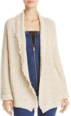 Free People I'll Be Around Chunky Cardigan $128 thestylecure.com