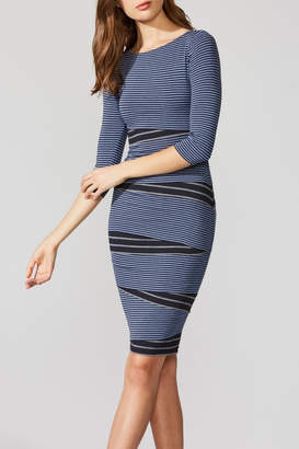Bailey 44 Tiered Jersey Dress