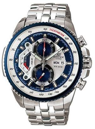 Casio Men's Edifice EF558D-2AV Stainless-Steel Quartz Watch