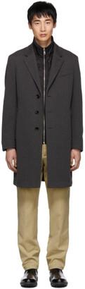 BOSS Grey Shaden Coat