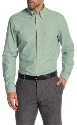 Brooks Brothers Collared Front Button Regular Fit Shirt