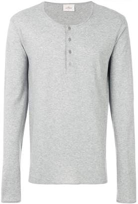 THE WHITE BRIEFS long sleeved T-shirt