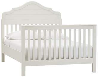 Pottery Barn Kids Juliette Crib Full Bed Conversion Kit, Vintage Simply White