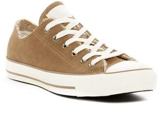 Converse Chuck Taylor All Star Faux Shearling Sneaker
