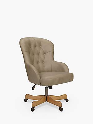 John Lewis & Partners Benedict Office Chair, Grey