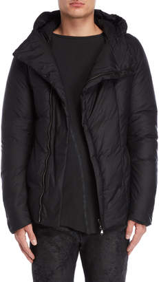 Masnada Hooded Down Puffer Jacket