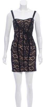 Rag & Bone Lace Mini Dress