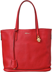Alexander McQueen Padlock Shopper Small Tote Handbags