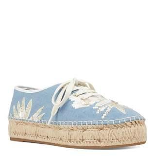 Nine West Guinup Embellished Espadrille Sneaker
