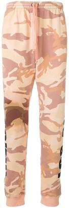 Faith Connexion Los Angeles camouflage joggers