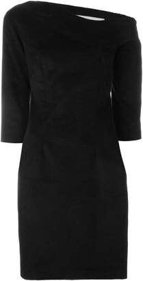 DAY Birger et Mikkelsen Martine Jarlgaard asymmetric fitted dress