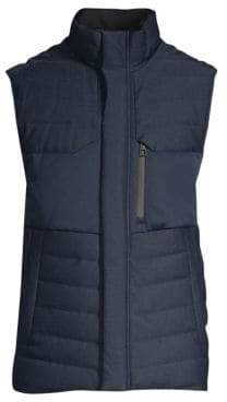 Tumi Outerwear Heritage Reversible Down Vest