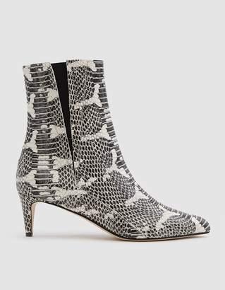 Nila Boot in Printed Snake