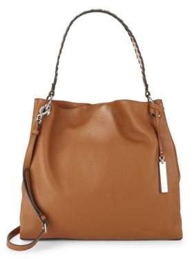 Axton Leather Hobo Bag