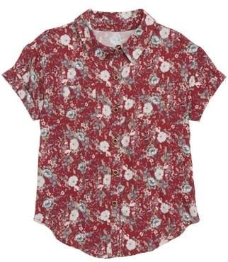 Ten Sixty Sherman Floral Blouse