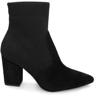 831d519c8d6 Steve Madden Black Suede Boots - ShopStyle
