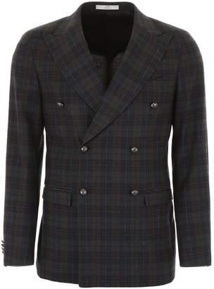 Corneliani Cc Collection CC Collection Tartan Jacket