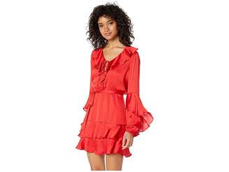 Bardot Donna Tiered Dress