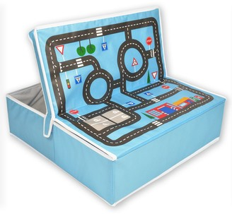 Fun2give Fun2Give Pop-it-Up Garage with Road Play Mat and Storage
