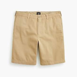 "J.Crew 9"" Short In Garment-Dyed Cotton"