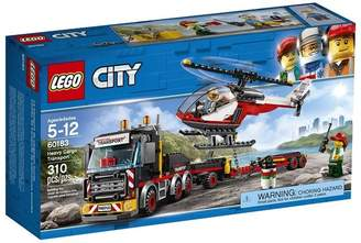 Lego City Great Vehicles Heavy Cargo Transport - 60183