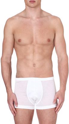 Zimmerli Stretch-cotton trunks $60 thestylecure.com