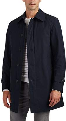 Barneys New York MEN'S INSULATED BALMACAAN RAINCOAT