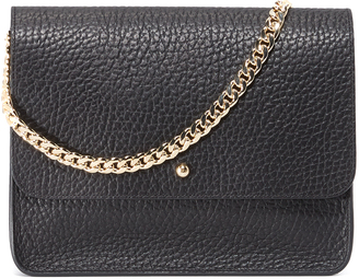 A.P.C. Camden Shoulder Bag $635 thestylecure.com