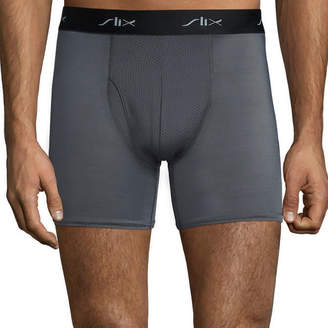Asstd National Brand Slix Performance Boxer Briefs - Big & Tall