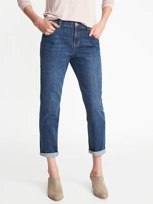 Old Navy Boyfriend Straight Jeans for Women