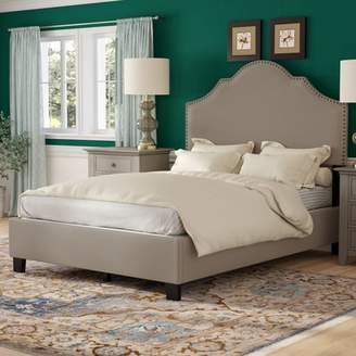 Three Posts Galesburg Queen Upholstered Standard Bed