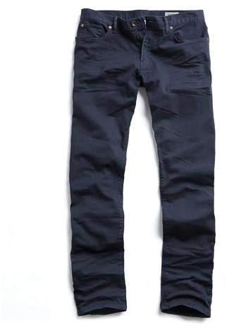 Todd Snyder 5-Pocket Garment-Dyed Stretch Twill in Navy