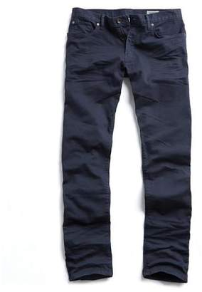 Todd Snyder 5-Pocket Garment-Dyed Stretch Twill in Navy