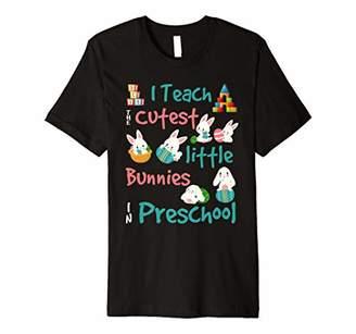 Easter Preschool Teacher Shirt Gift Easter Shirts For Women