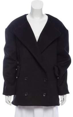 Creatures of Comfort Wool-Angora Blend Coat