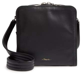 3.1 Phillip Lim Hudson Leather Square Crossbody Bag