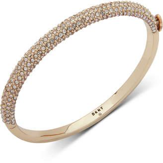 DKNY Ombre Pave Bangle Bracelet