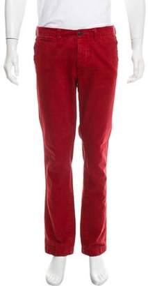 Paul Smith Woven Tonal Pants